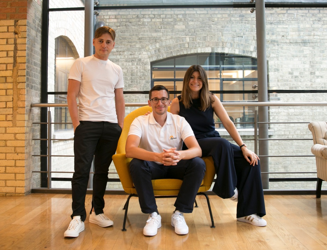 Andrey & Founders